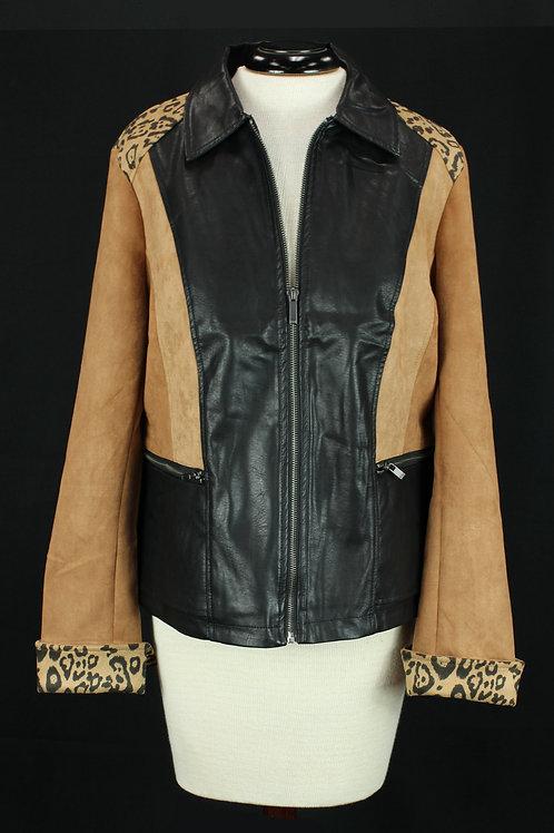 FDJ Leather Jacket