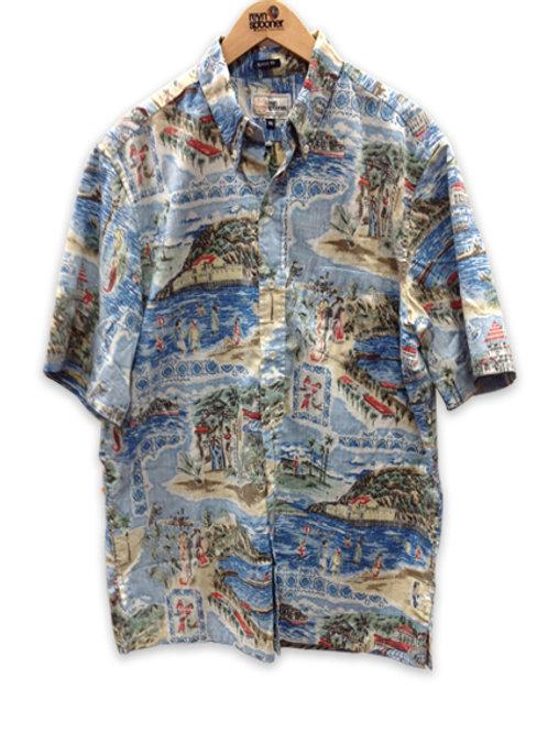 Reyn Spooner Catalina Shirt, Spooner Cloth, Reg Fit.