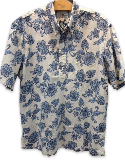 Reyn Spooner Short Sleeve, Shirt Spooner Cloth,Reg fit