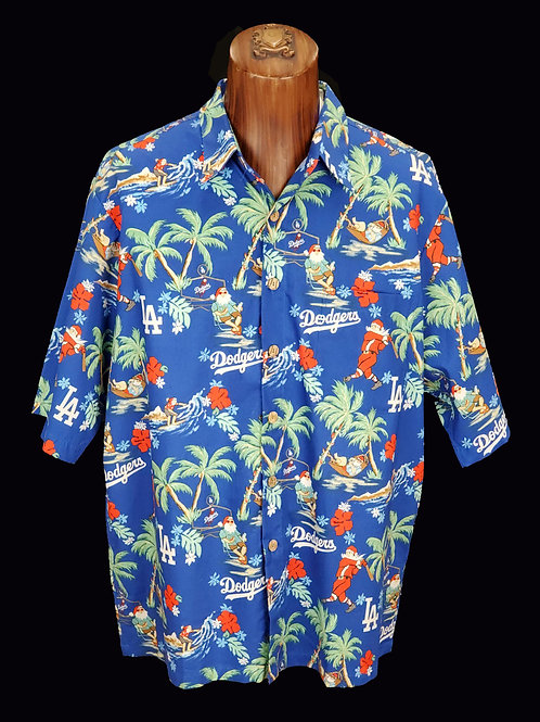 Tommy Bahama Tropical Dodgers Shirt