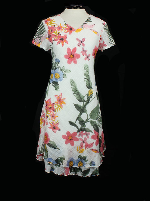 Charlie B Summer Floral Dress