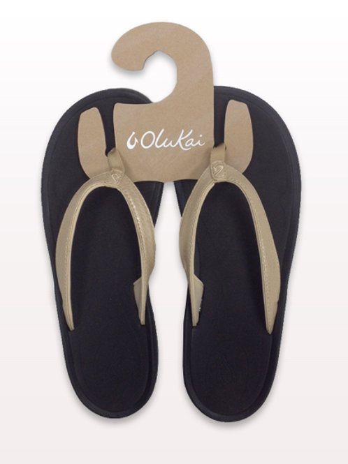 Women's Olukai Tan Sandals