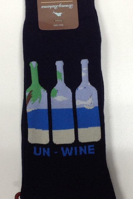 Un-Wine Socks