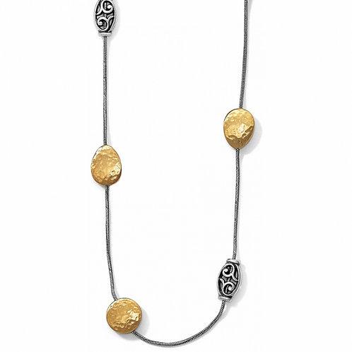 Brighton Mediterranean Pearl Long Necklace