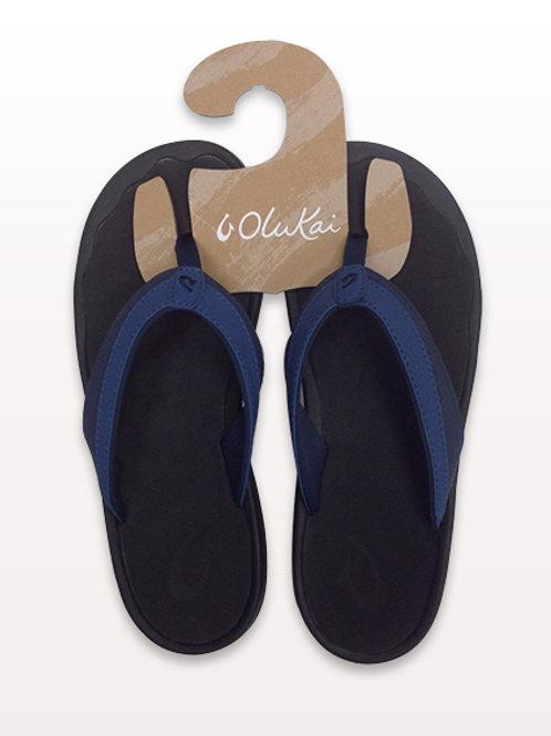 Women's Olukai Blue Sandals