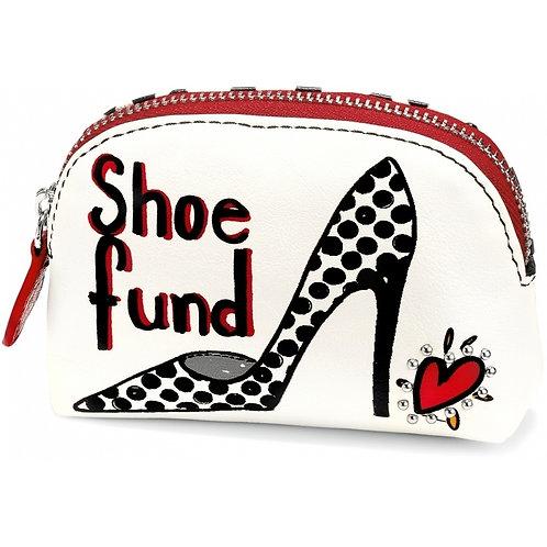 Brighton Shoe Fund Mini Coin Purse