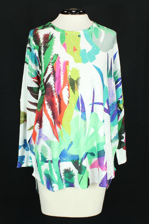 Inoah Colorful Blouse