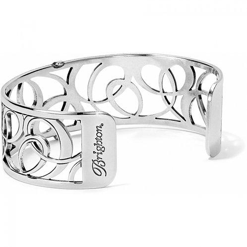 Brighton Christo Vienna Narrow Cuff Bracelet