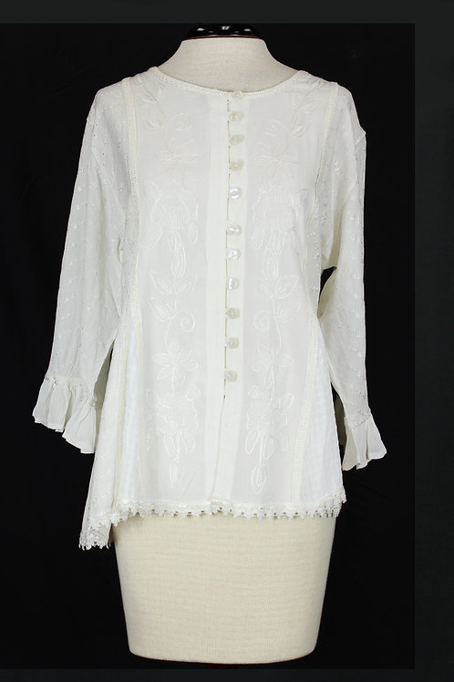 Scully Blouse