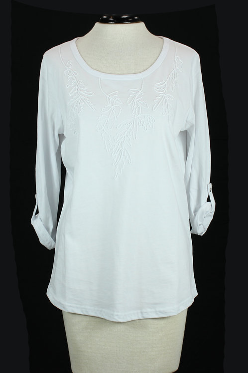 FDJ Embroidery Top