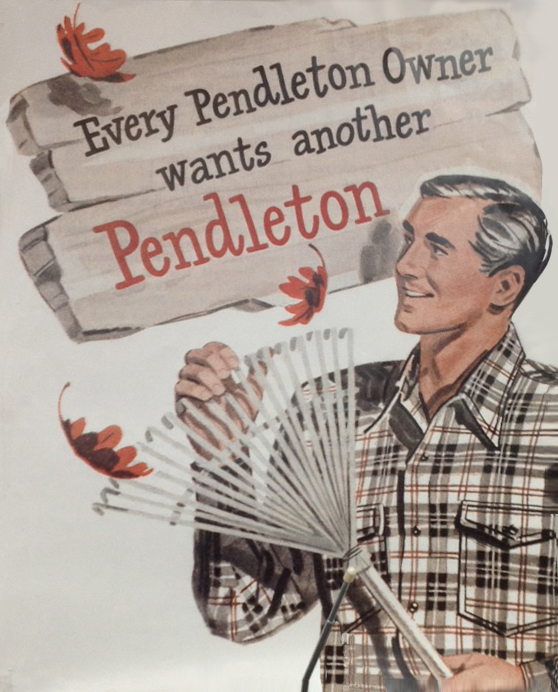 Every Pendleton owner