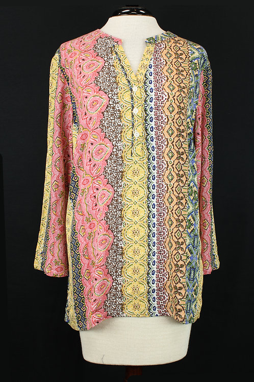 Charlie B Blouse, beautiful colors.