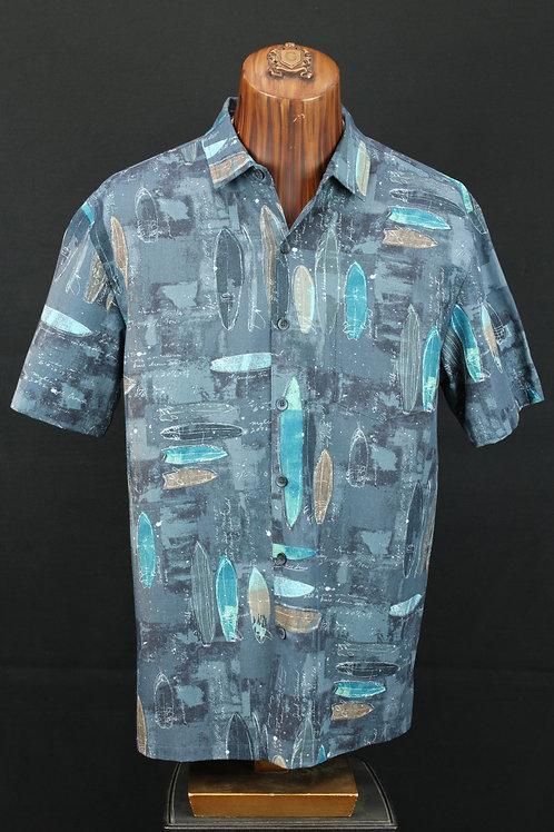 Kahala Charcoal Shirt