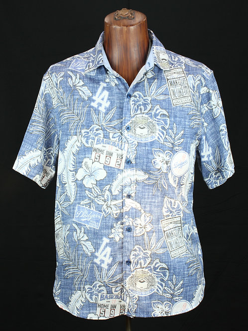 Tommy Bahama LA Dodgers Shirt