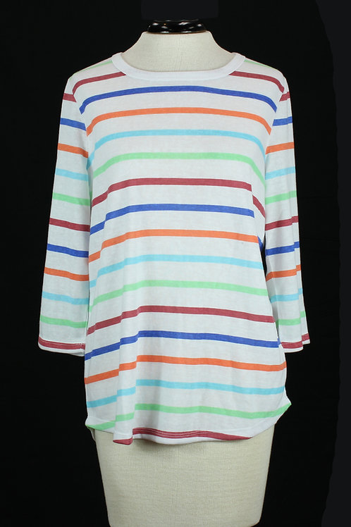 FDJ Striped top