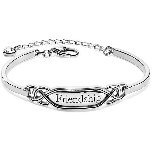 Brighton Interlok Friendship Bar Bracelet