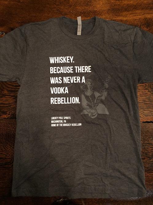 Rebellion T-Shirt - Gray