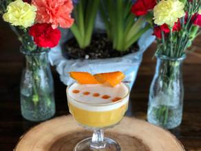 L'Orangerie Whiskey Sour