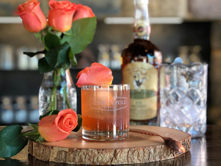 Rose Old Fashioned