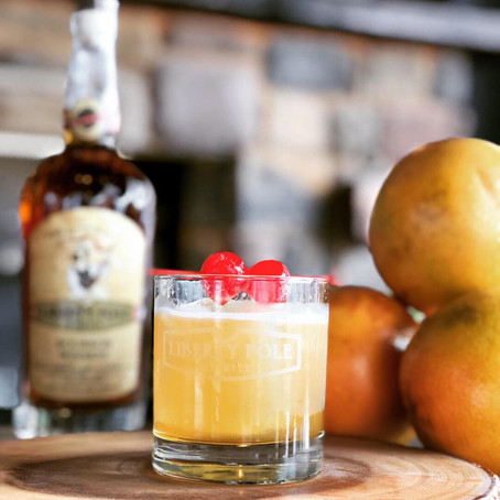 Grapefruit Old Fashioned