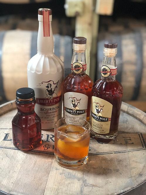 Live Virtual Tour, Donation, & Three Course Bourbon-Tasting Cocktail Kit for Six