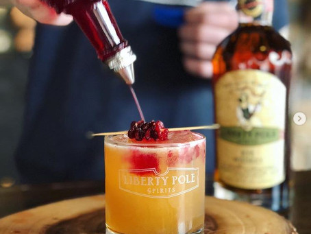 Cranberry in the Rye