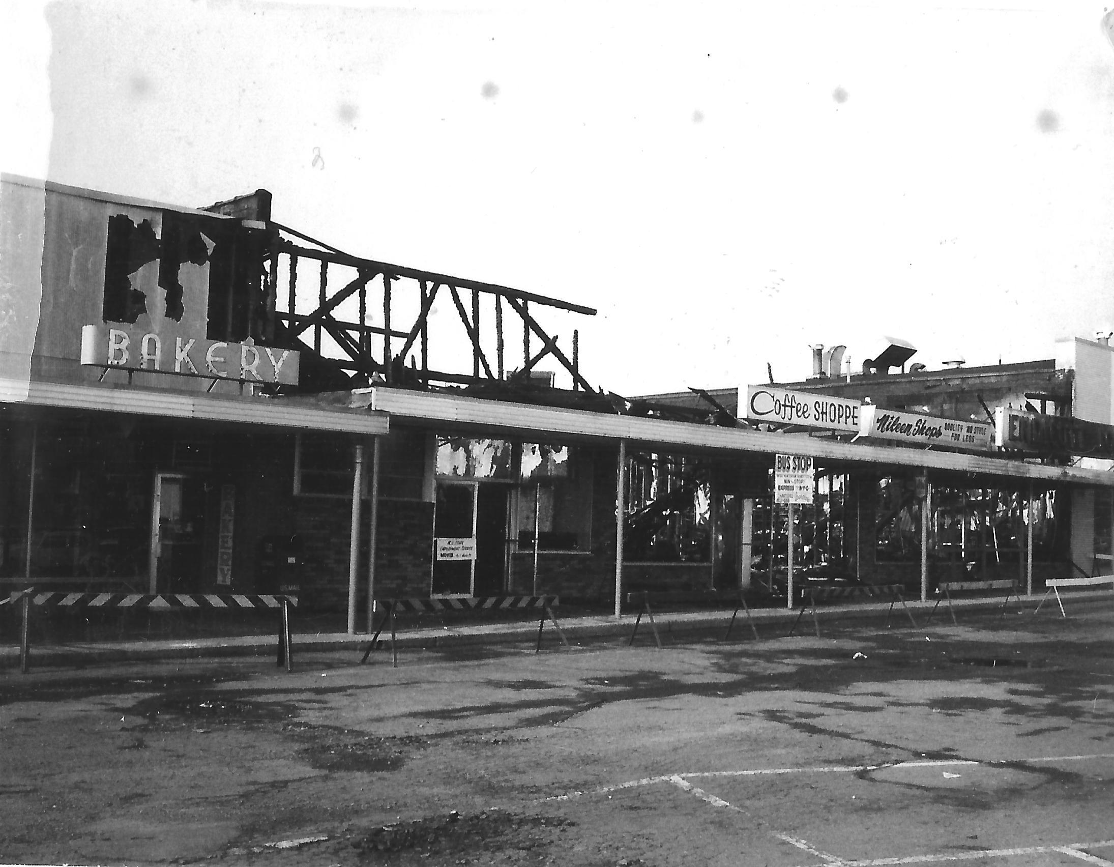 Shopping Center 1968