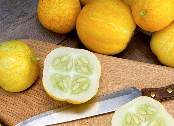 Cucumber 'Lemon'