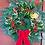 Thumbnail: Large Luxury Christmas wreath (holly)