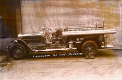 1928 American LaFrance 1000 GPM Pump
