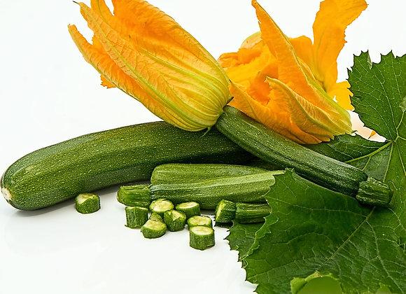Courgette 'Green Bush'