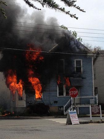 Church St Fire