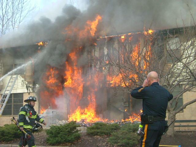 Hunter Hills Fire