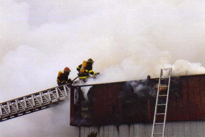 Chiropractor Fire
