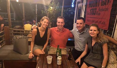 BVI Tortola Bar