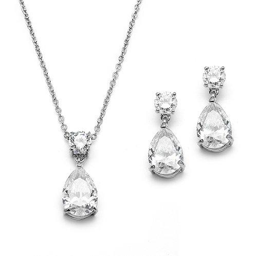 Deanna Necklace & Earrings