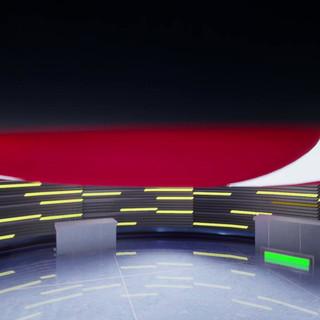 AIA Virtual Production UE4 set