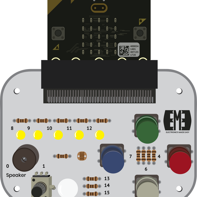 Programmable Vector Board