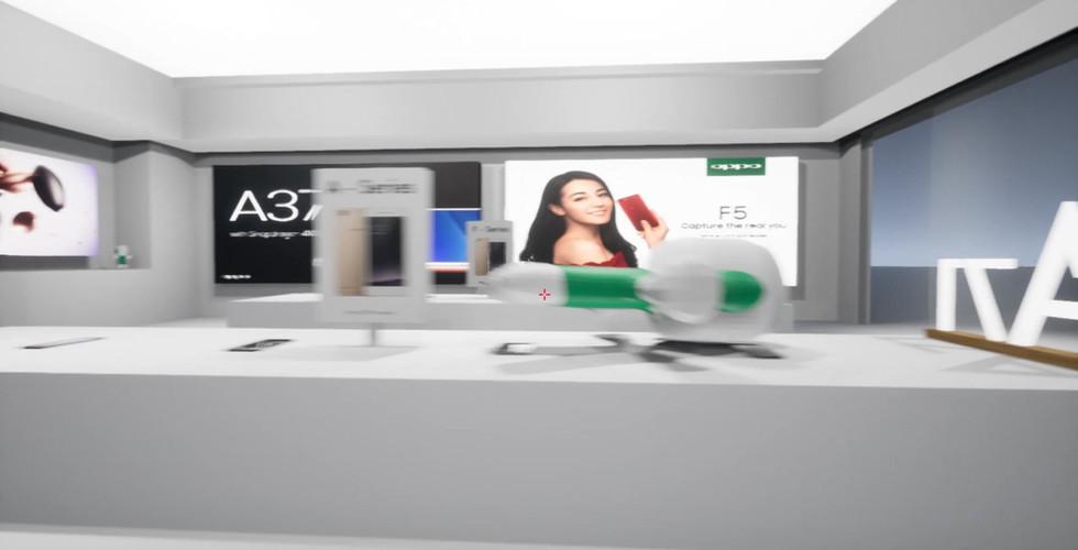 UE4 Oppo store
