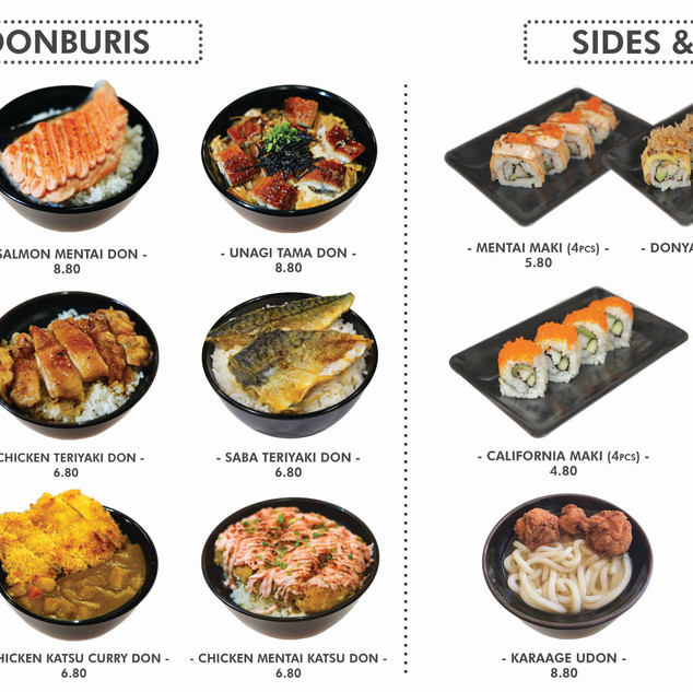 New Bugis Menu