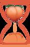 Pretty Peach Gainz Logo