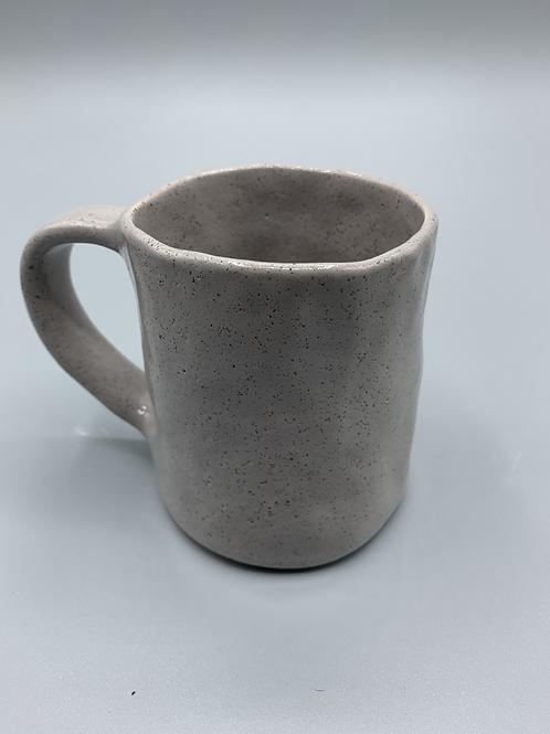 #3 Grey Coffee Mug