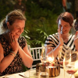 Birthday in Thailand