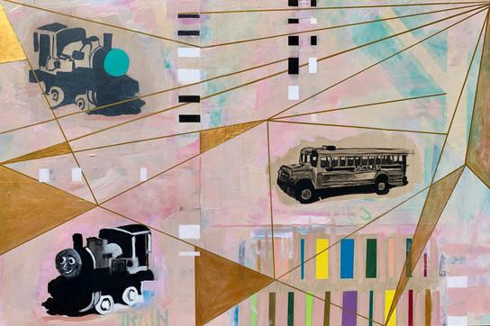 Train & Bus