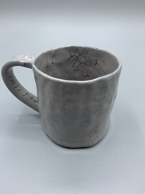 #4 Grey Coffee Mug