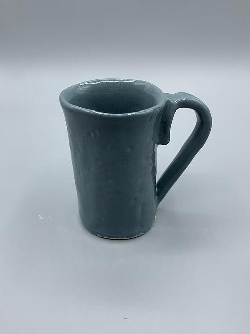 Grey/Blue Coffee Mug