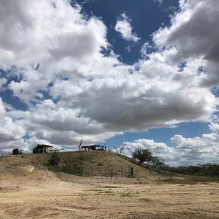 Desert in Colombia