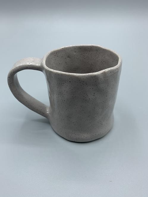 #2 Grey Coffee Mug