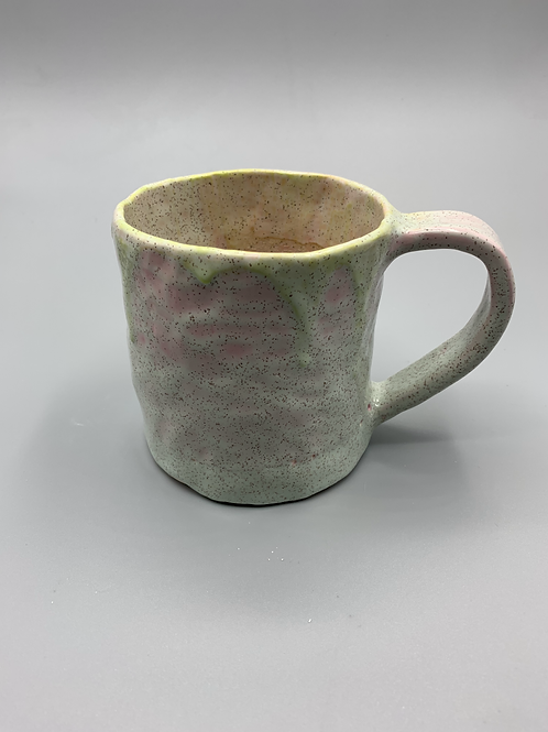 Pink& Moss 16oz Coffee Mug