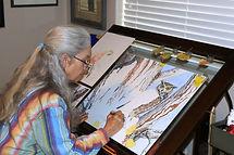 Diane Iverson Birds in Colored Pencil 20